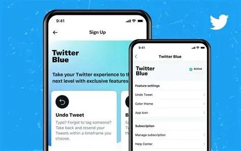 Twitter Blue arriva ufficialmente in Canada e Australia, tutte le funzioni disponibili