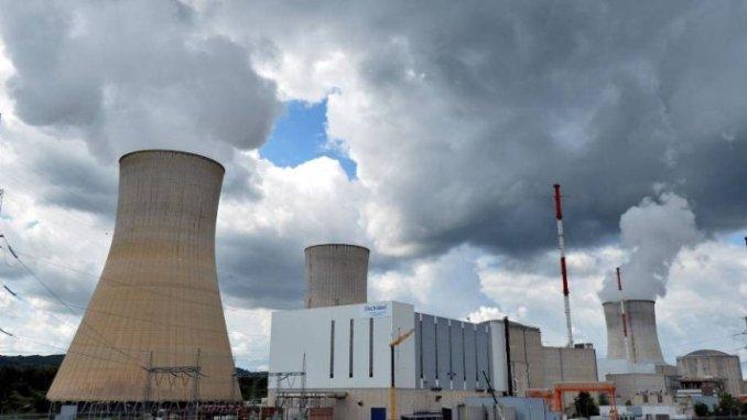 belgio centrali nucleari