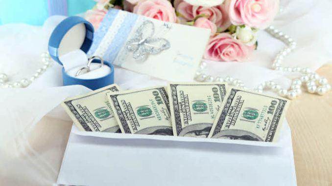 regalo nozze soldi