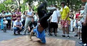 street dance chisinau