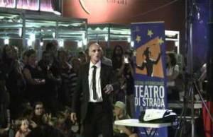 Фестиваль уличного театра италия турин