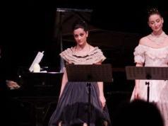 Концерт спектакль в Турине Шуберт