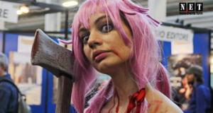 Развлечение для молодежи Италии Comics Torino 2014