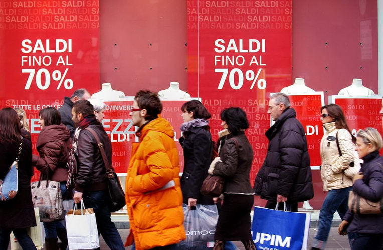 Где в Турине найти аутлеты и магазины одежды гид фотограф