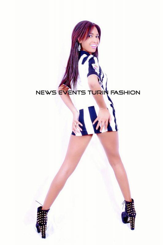 Super modelle Torino moda glamour sfilata internazionale