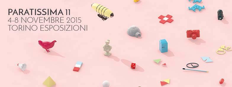 Креативная выставка Paratissima в Турине