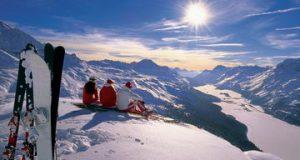 Горнолыжные курорты Италии Пьемонте Турин
