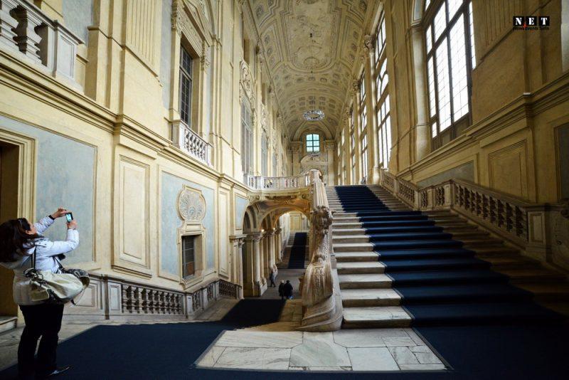 Дворец Мадама Крестина в Турине