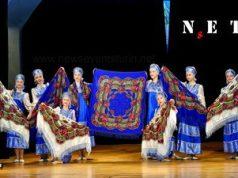 Ангелы мира в Турине танцы песни Россия Москва