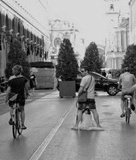 Фотография с улиц Турина Пьемонт