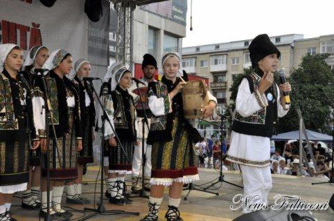 Grupului vocal instrumental Ciutura Baisesti
