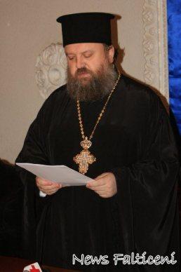 Arhimandrit Timotei Aioanei Cetatean de Onoare 2