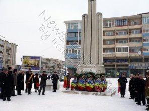 Comemorare Monumentul eoirlor Falticeni 1