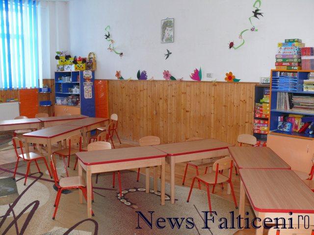 Falticeni-Sala de grupa Gradinita Licurici 1