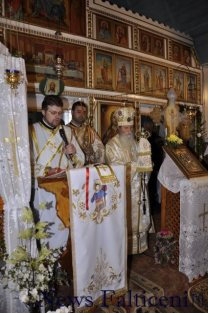 Falticeni-Oficierea Liturghiei 2
