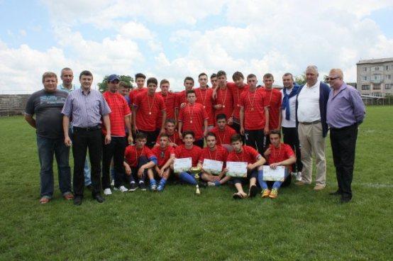 Falticeni-Echipa de juniori Somuz