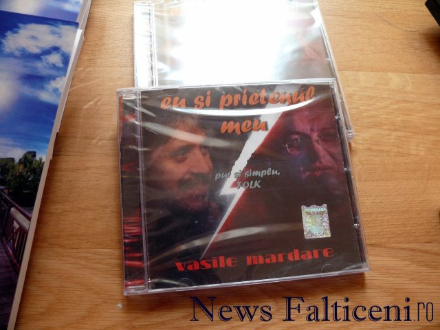 Falticeni-CD Vasile Mardare