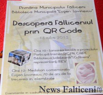 Falticeni-qr code afis