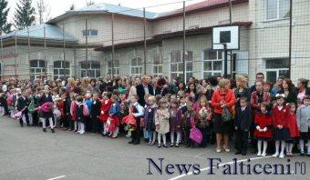 Falticeni-Inceput an scolar 3