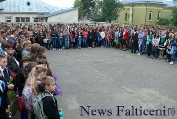 Falticeni-Inceput an scolar 6