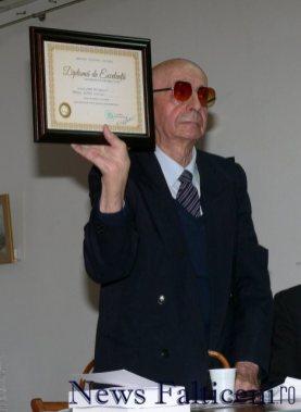 Falticeni-Diploma din partea Asociatiei Falticeni Cultural