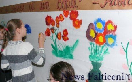 Falticeni-atelier creatie pictura 3