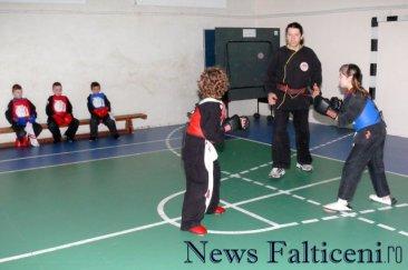 Falticeni-Antrenament lupte 1