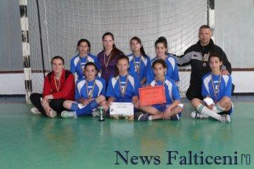 Falticeni-locul III echipa jud Vilcea