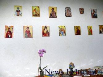 Falticeni-expozitie de icoane bisericesti 1