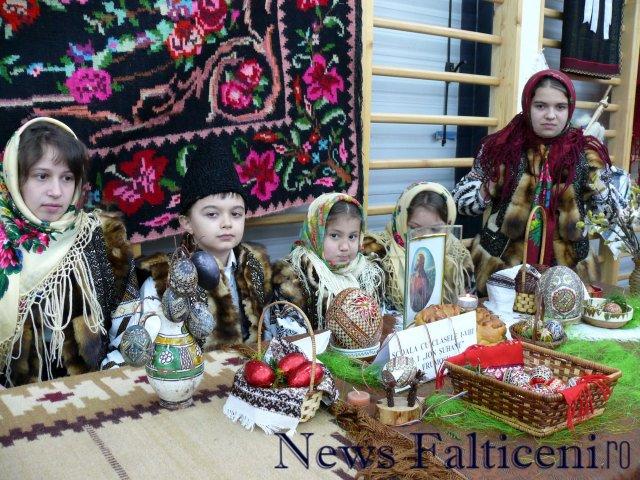 Falticeni-moldovita copii scoala Frumosu