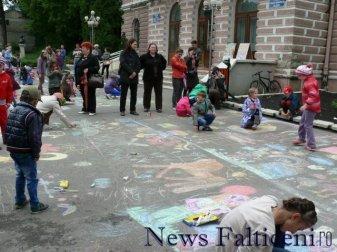 Falticeni-desene pe asfalt 5