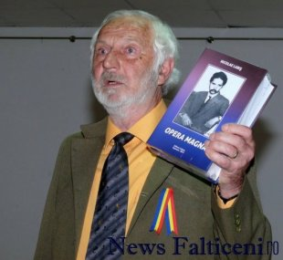 Falticeni-Falticeni-Ioan Ticalo si cartea Opera Magna