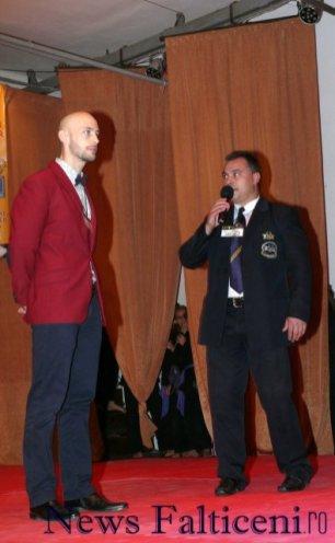 Falticeni-Catalin Lemne si Gligor Mosor presedinte Clubul Sportiv Steel Man