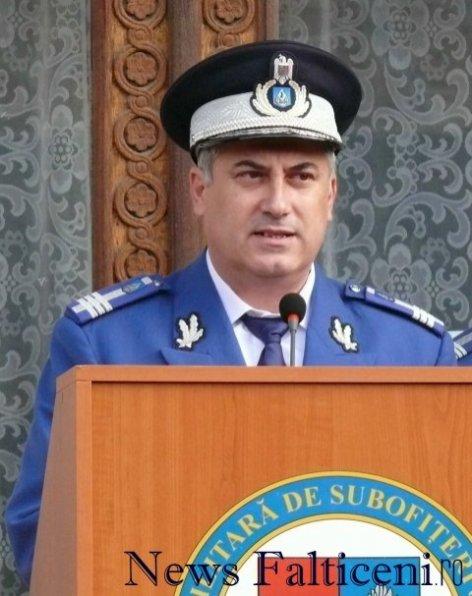 Falticeni-repreyentant jandarmerie