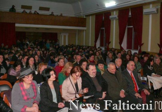 Falticeni -spectatori a