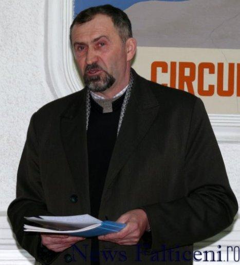 Falticeni-preotul Amariei
