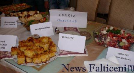 Falticeni-Bucataria Europeana Grecia