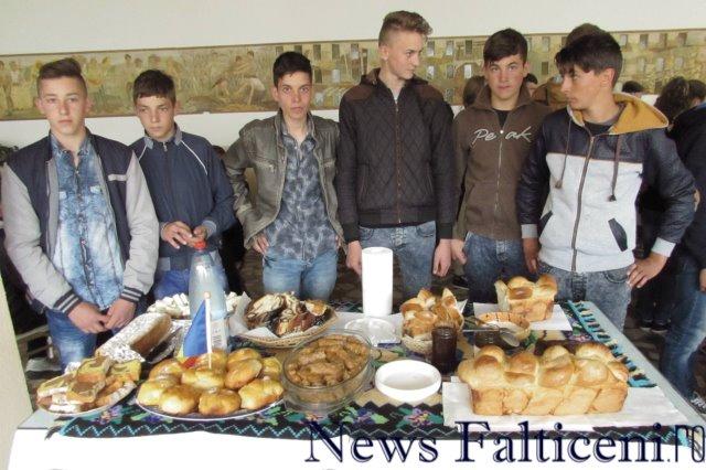 Falticeni-Expozitie culinara Romania