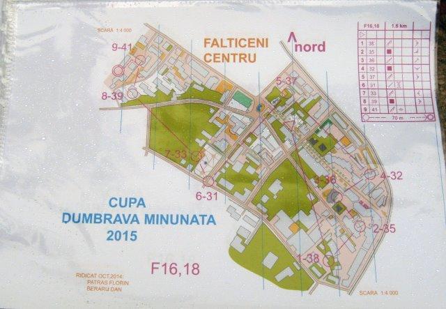 Falticeni-concurs orientare harti