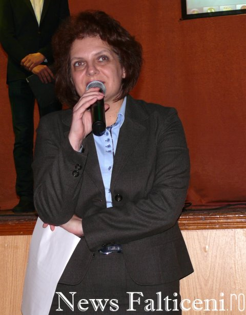 Falticeni-Prof. Claudia Suseanu