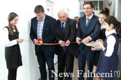 Falticeni -inaugurare sala sport 1