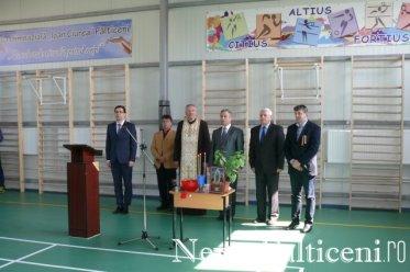 Falticeni -inaugurare sala sport 5