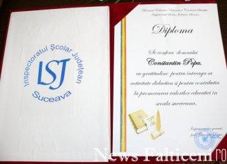 Falticeni-Diploma