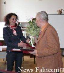 Falticeni-directorul Cristina Nechifor oamgiu lui C Popa