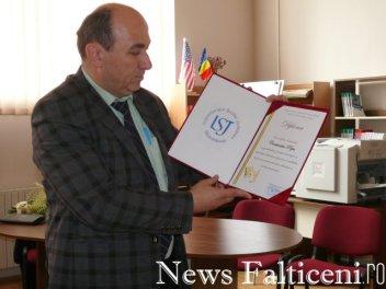 Falticeni-inspector Petru Craciun