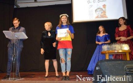 News Falticeni -Cea mai buna actrita in rol principal Cristina Lungu