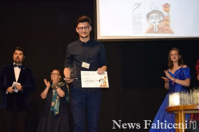 News Falticeni -Monolog 25 ani Marele Premiui Marin Lupanciuc