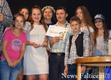 News Falticeni -Premiul III Studio InVers din comuna Gratiesti