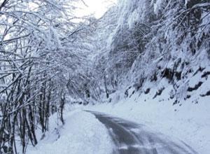 Βαρύς χειμώνας με κρύο και χιόνια στη Βόρεια Ελλάδα
