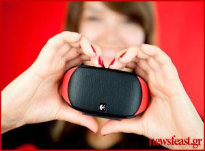 Κέρδισε το φορητό ηχείο Mini Boombox της Logitech με ενσωματωμένο μικρόφωνο εσύ και 14 ακόμα τυχεροί!